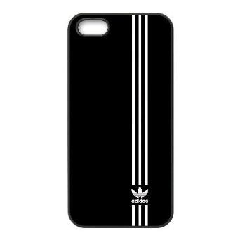 low priced d420d d3266 Generic for iPhone 5 5s Cell Phone Case Black Adidas Logo Custom ...