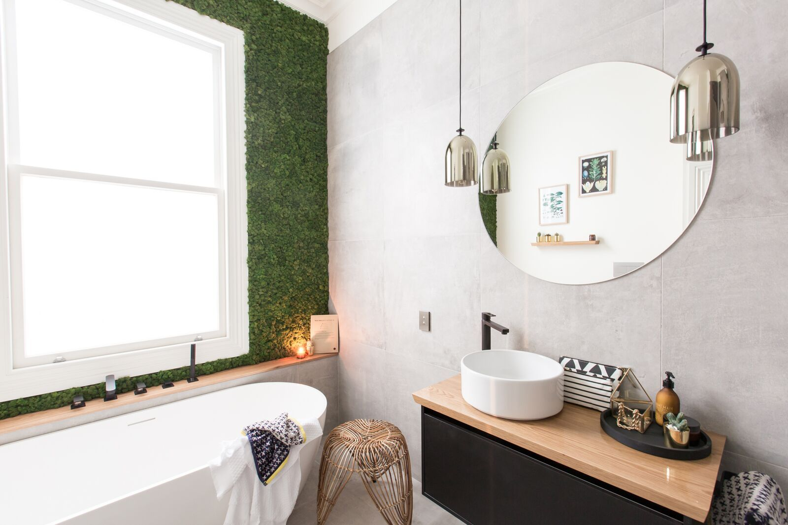 cat and jeremy the block nz bathroom - Google Search   Bathroom by ...