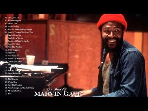 Marvin Gaye : Greatest Hits - Collection | Music | Marvin