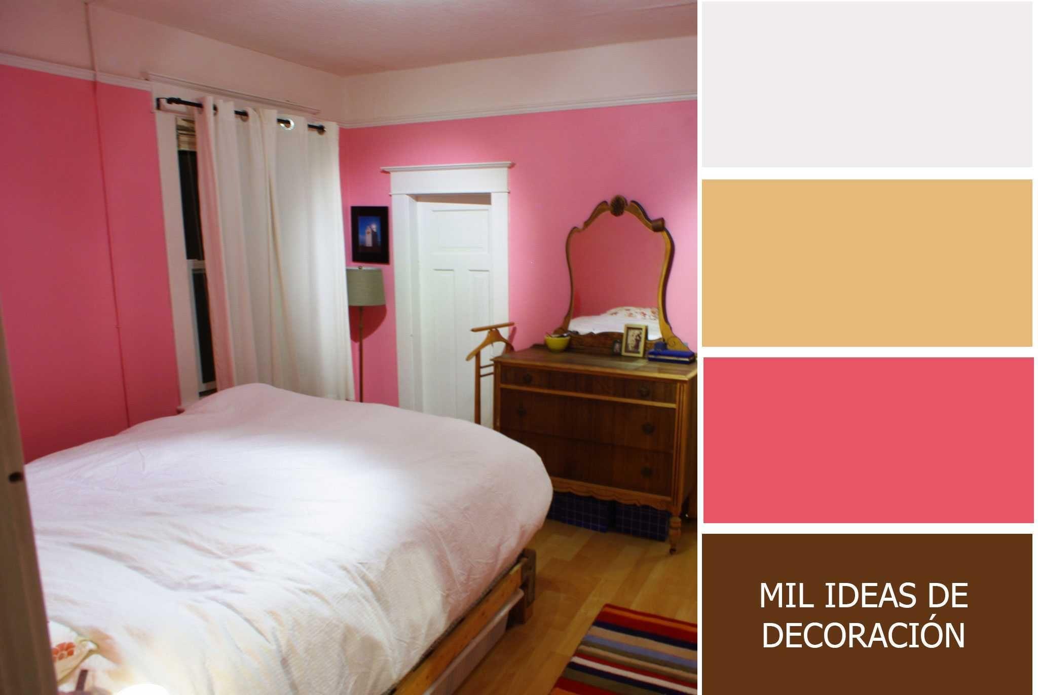 Ideas Para Pintar Paredes Paletas De Colores Para Dormitorio Colores Para Dormitorio Combinacion De Colores