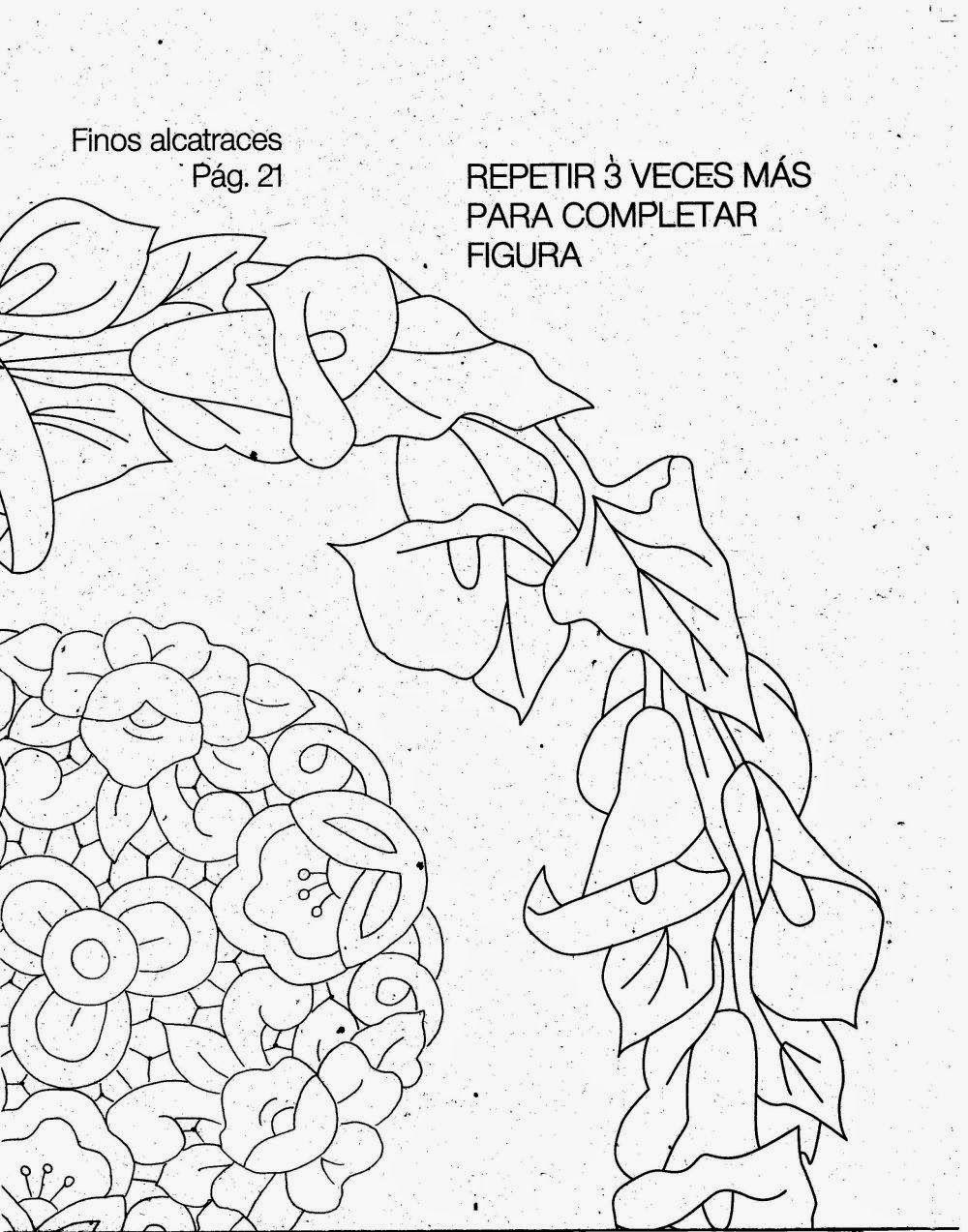 Revistas De Manualidades Gratis Como Pintar Caminos De Mesa Como Pintar Pintar Manualidades