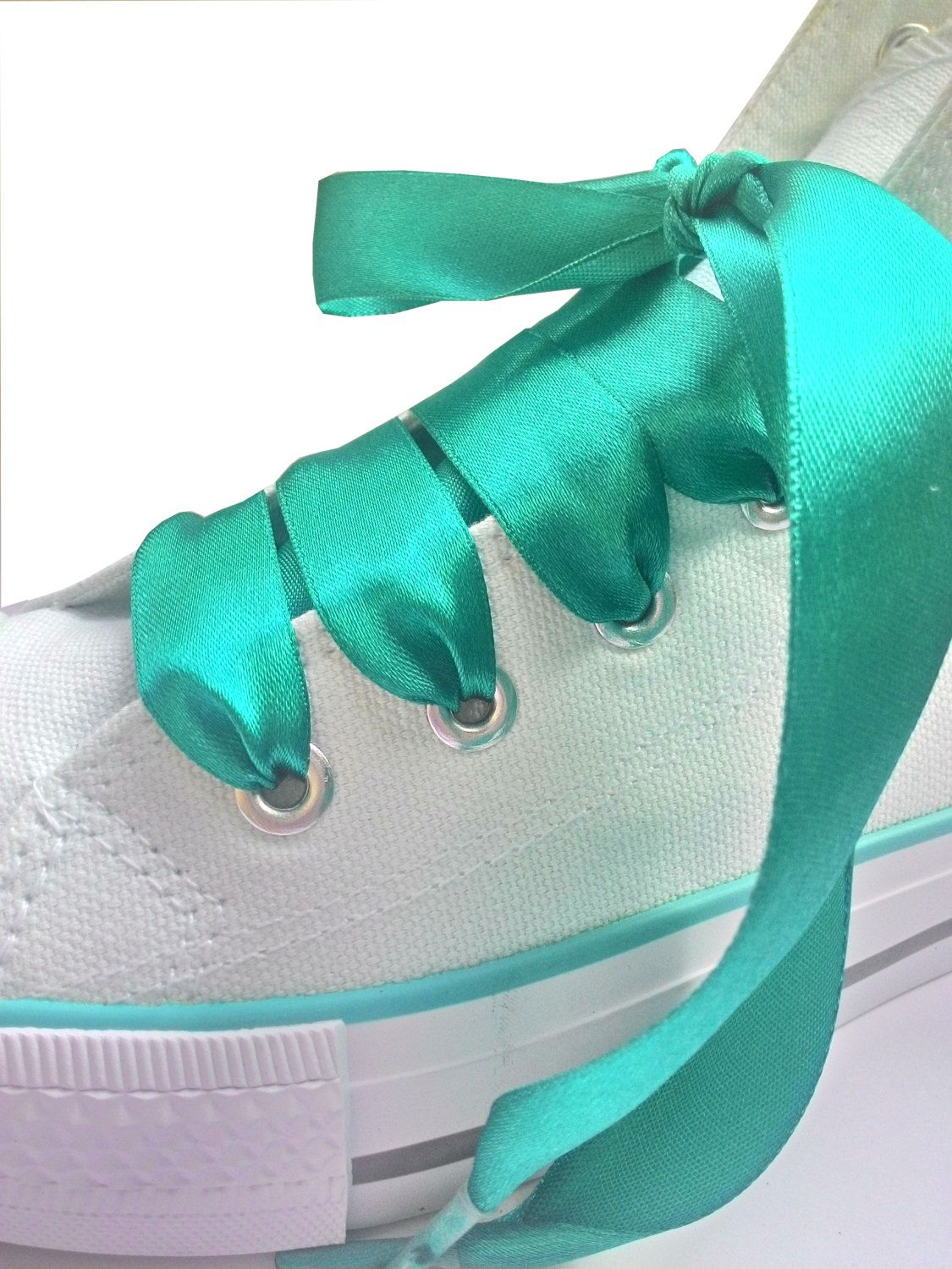 a8aac14a33a3f7 Satin shoelaces Shoestrings Satin ribbon shoe laces for Converse Nike Vans