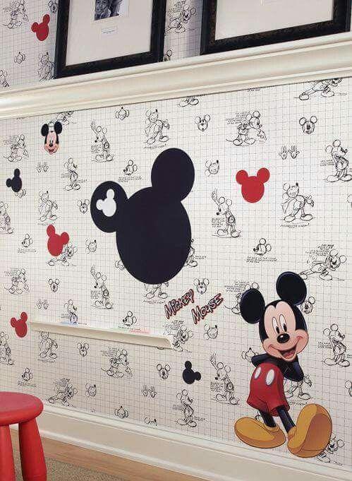 decoração mickey e minnie