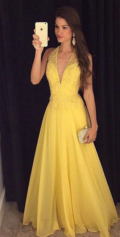 prom dresses, off the shoulder prom dresses,deep v-neck prom dresses, chiffon prom dresses, yellow prom dresses, long prom dresses, charming prom dresses, high quality prom dresses, beautiful prom dresses, fashion prom dresses, modern prom dresses, cheap prom dresses