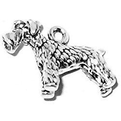 Corinna-Maria 925 Sterling Silver Beagle Dog Charm