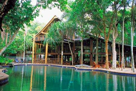 Spend The Night In A World Heritage Listed Rainforest At The Star Coconut Beach Rainforest Resort At Cape Tribulation I Can Recommend It