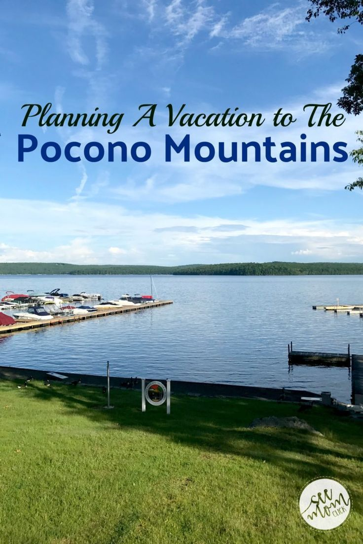 Planning A Pocono Mountains Vacation