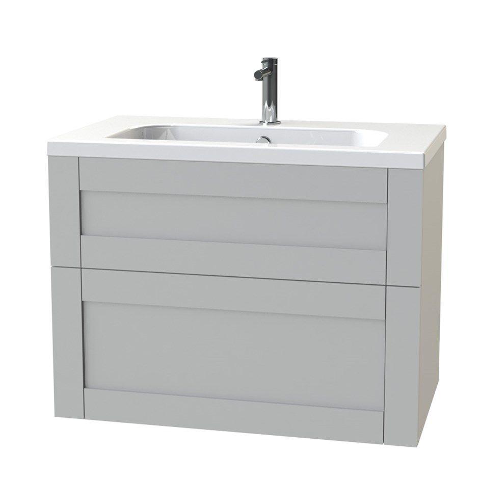 TvättställsskÃ¥p Miller London 80 för Heltäckande Tvättställ ... : tvättställ ikea : Inredning