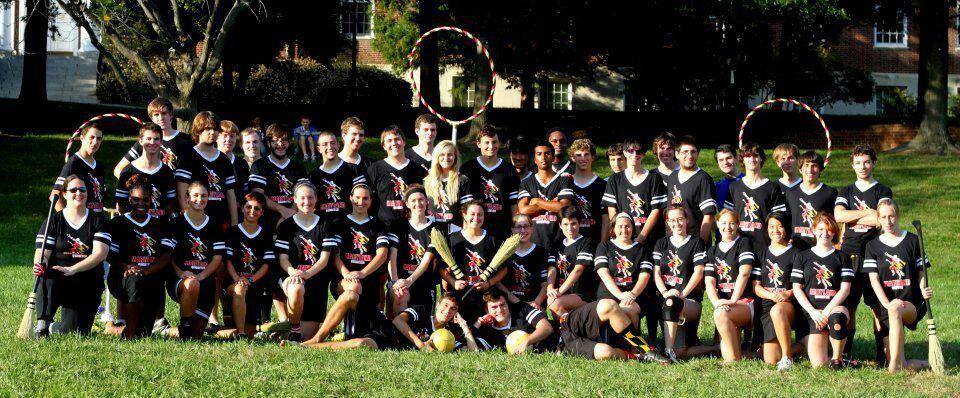 Maryland Quidditch Umd Quidditch