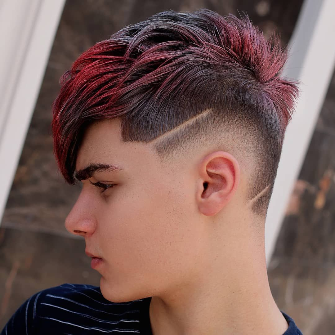 30+ Fringe Haircuts For Men -> All The Styles For 2020