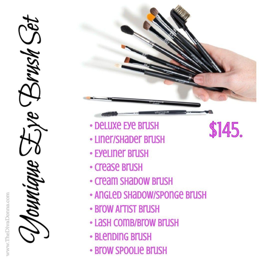 The Eye Brush Set by younique besteyeshadowbrush
