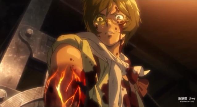Koutetsujou No Kabaneri Episode 1 Discussion Iron Fortress Post Apocalyptic Anime Anime