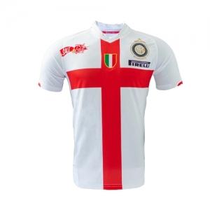 Inter Milan 2007/08 Wholesale Away Centenary Retro Cheap Soccer ...
