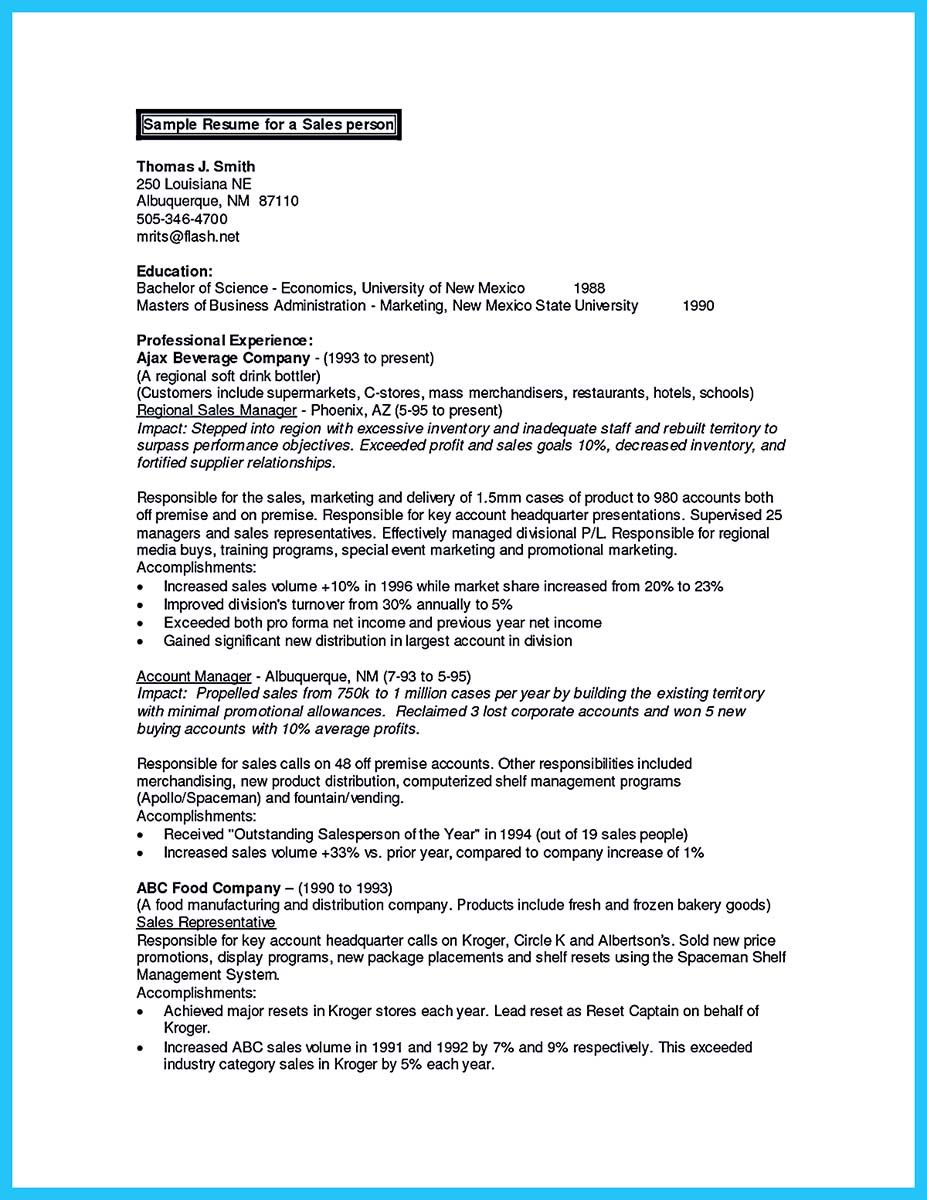 awesome The Most Excellent Business Management Resume Ever, Check ...