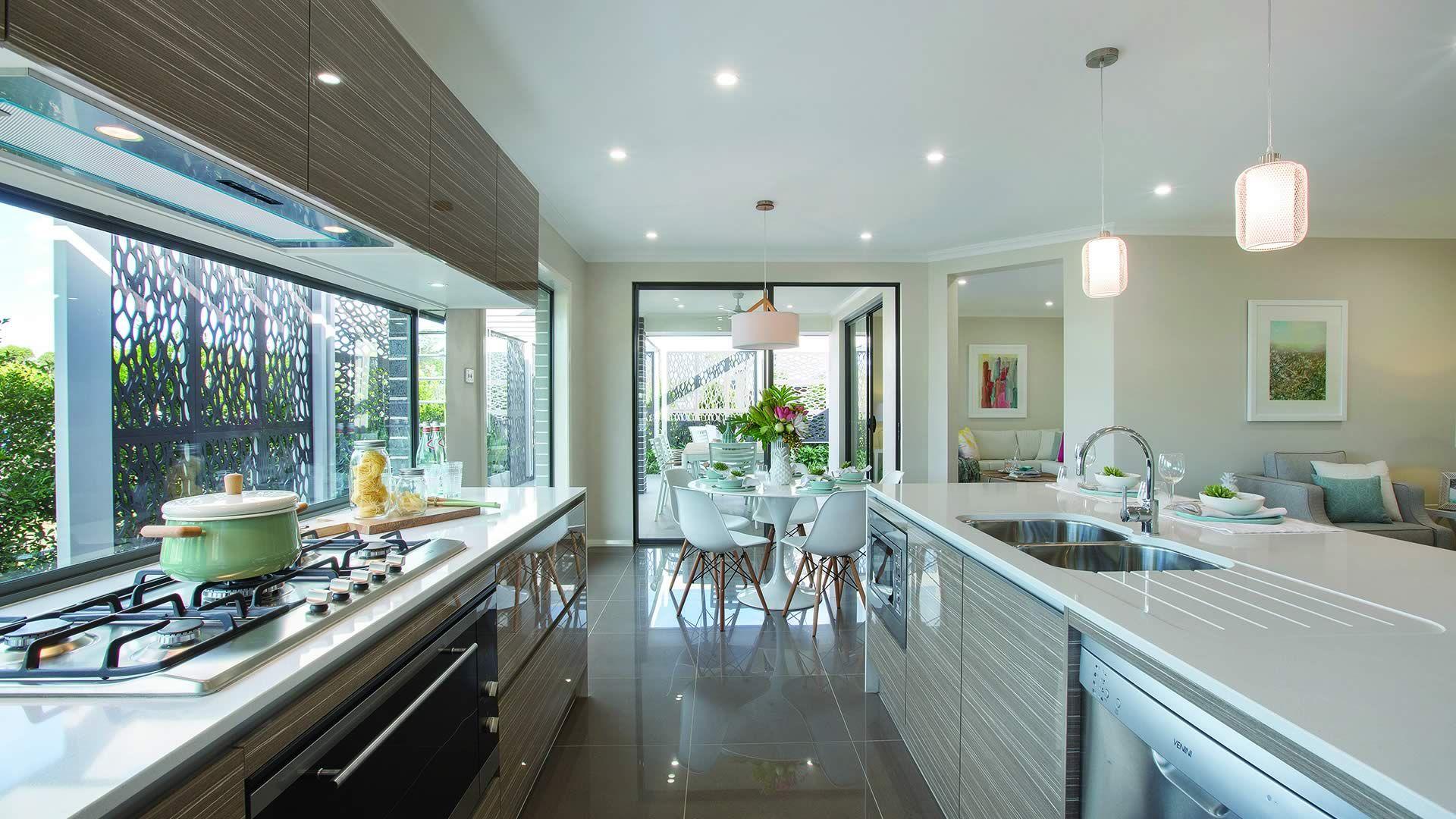 Sheffield - Lifestyle Series | Eden Brae Homes | Kitchens ...