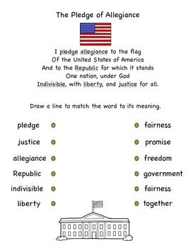 """pledge of alligience essay While the pledge of allegiance has become a part of us federal flag code and american culture, constitutional challenges to traditions surrounding the pledge have failed the supreme court has upheld that the code outlining behavior surrounding the pledge, """"does not proscribe conduct, but is merely declaratory and advisory""""."""