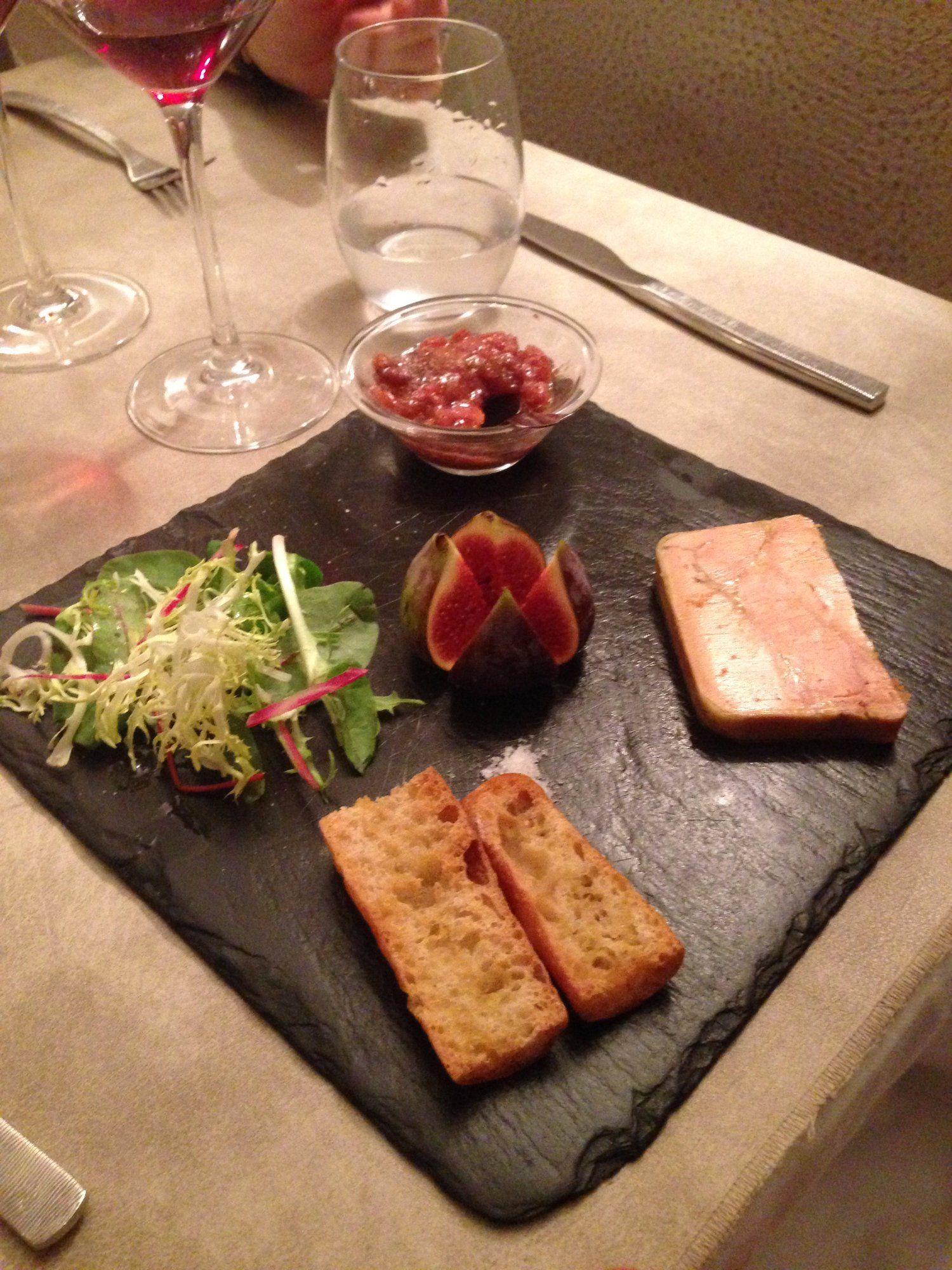 Le Jardin gourmand Lyon/Craponne Restaurant bistronomique Bar à