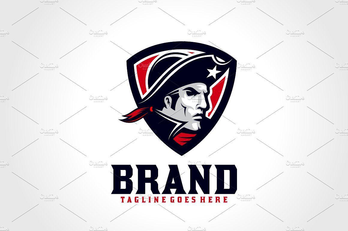 Patriot Logo Patriots Logo Logo Templates Logos