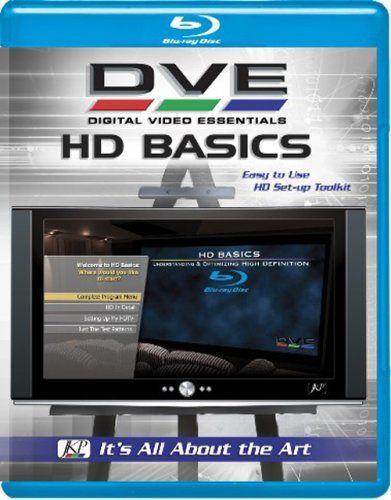 Digital Video Essentials: HD Basics [Blu-ray]