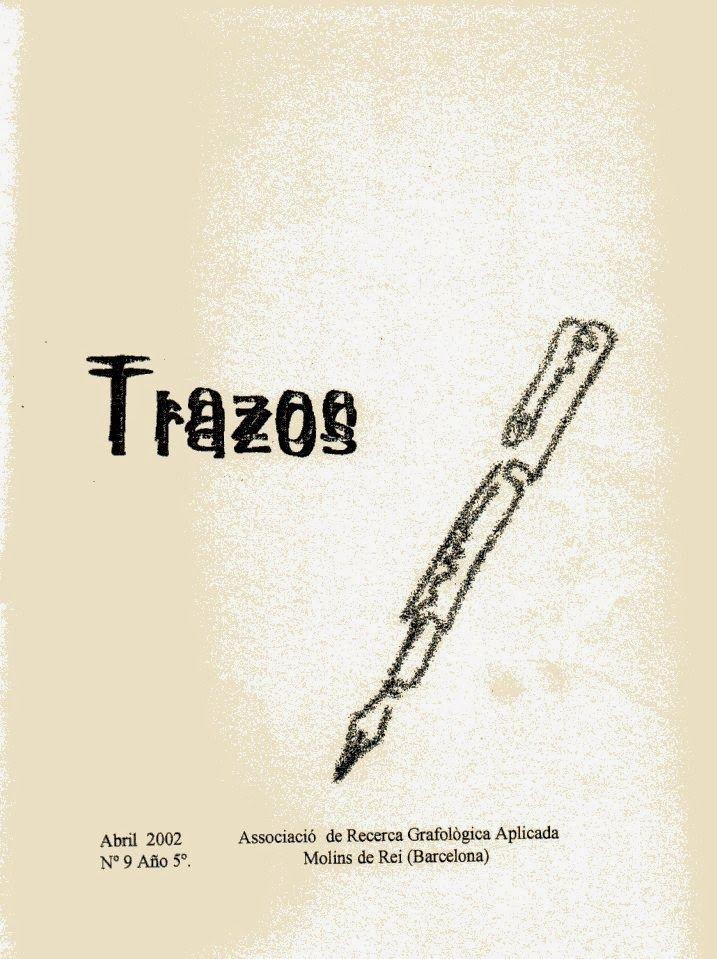 Revista TraZos: Trazos 9