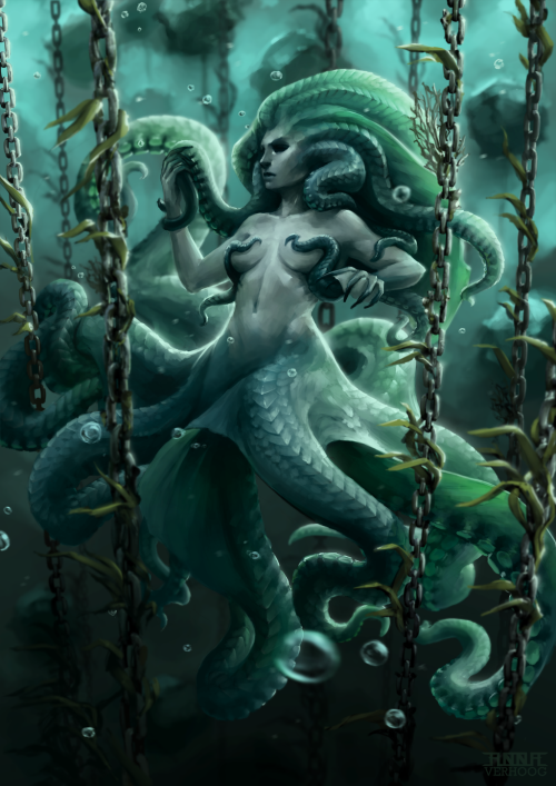 Monsters Undead And Tentacles Images Women Being