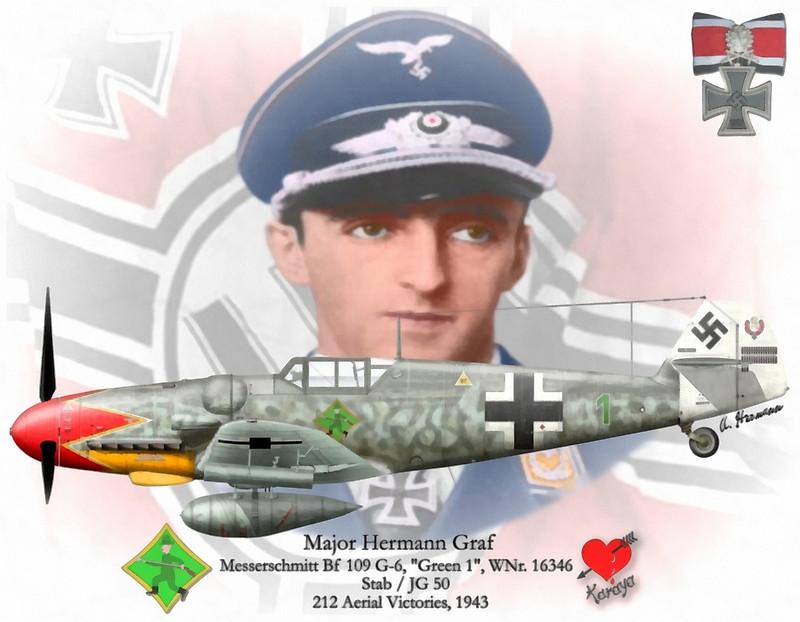 Messerschmitt Bf 109 G-6 (Special)
