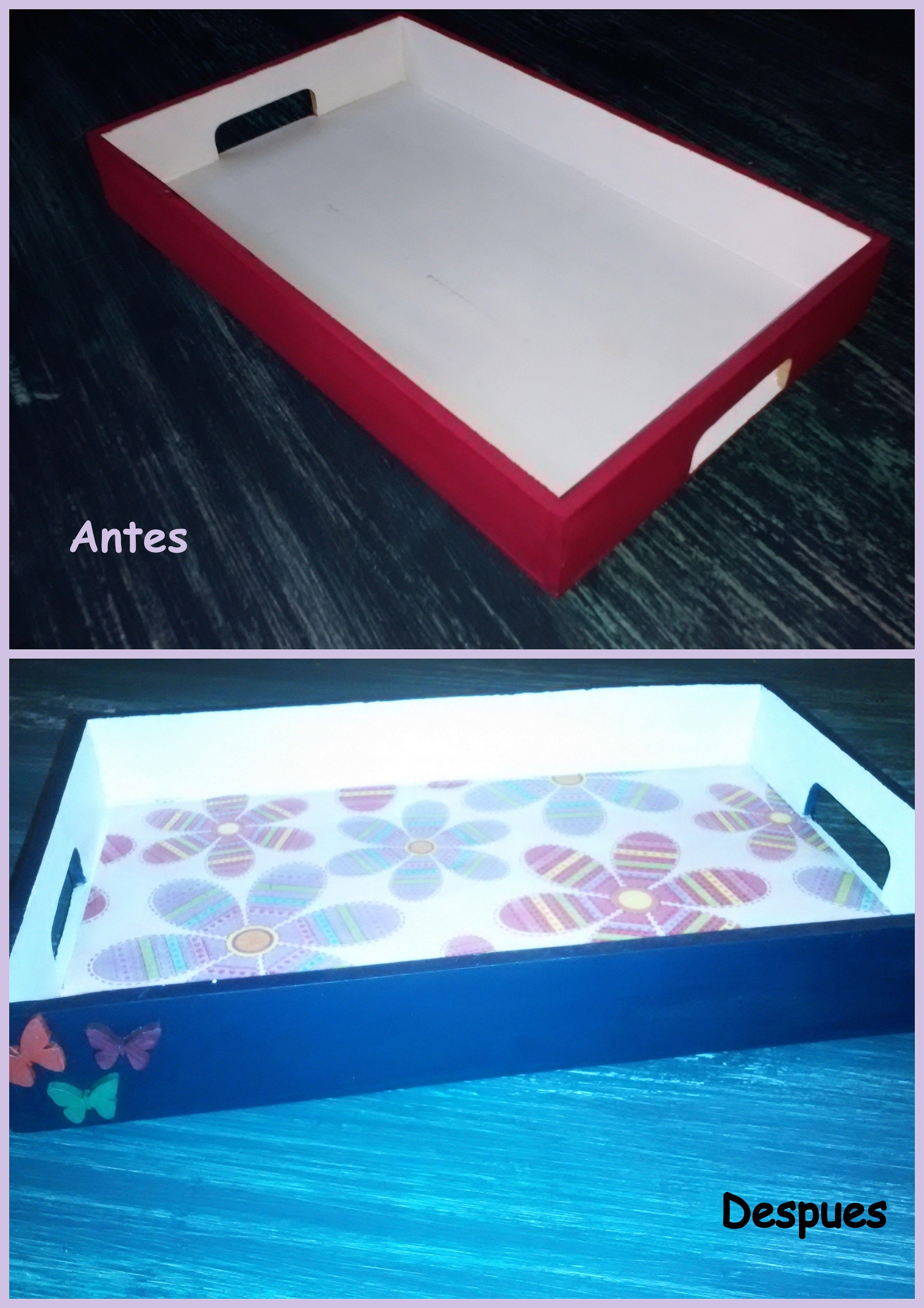 Reciclar! Visitame en Facebook/Aymara