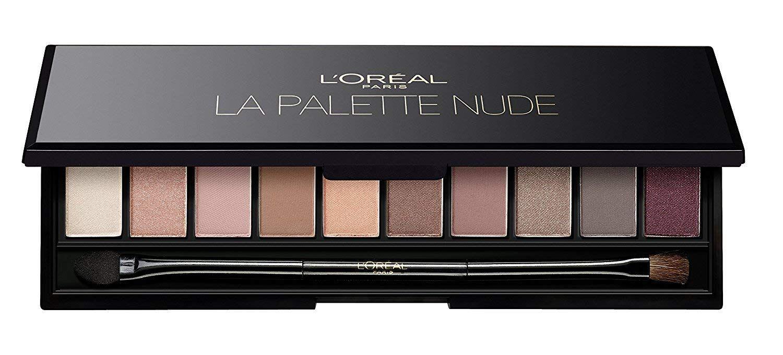 LOreal Paris Color Riche La Palette Nude Eyeshadow