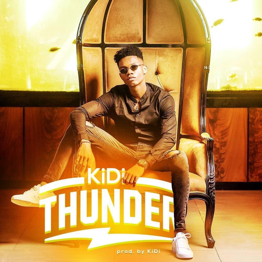 Download Kidi Thunder Prod By Kidi New Music Music Latest Music