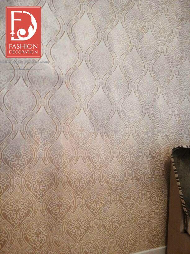 ورق جدران اوروبي 100 Decor Wallpaper ورق جدران ورق حائط ديكور فخامة جمال منازل Decor Michael Kors Monogram Decor Styles Pattern