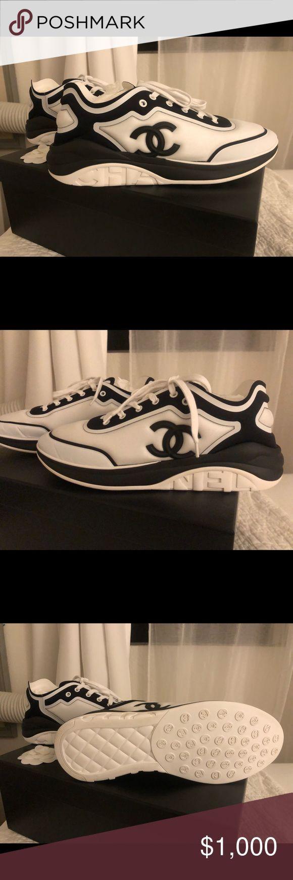 Chanel men's sneaker Size 12 US, 45