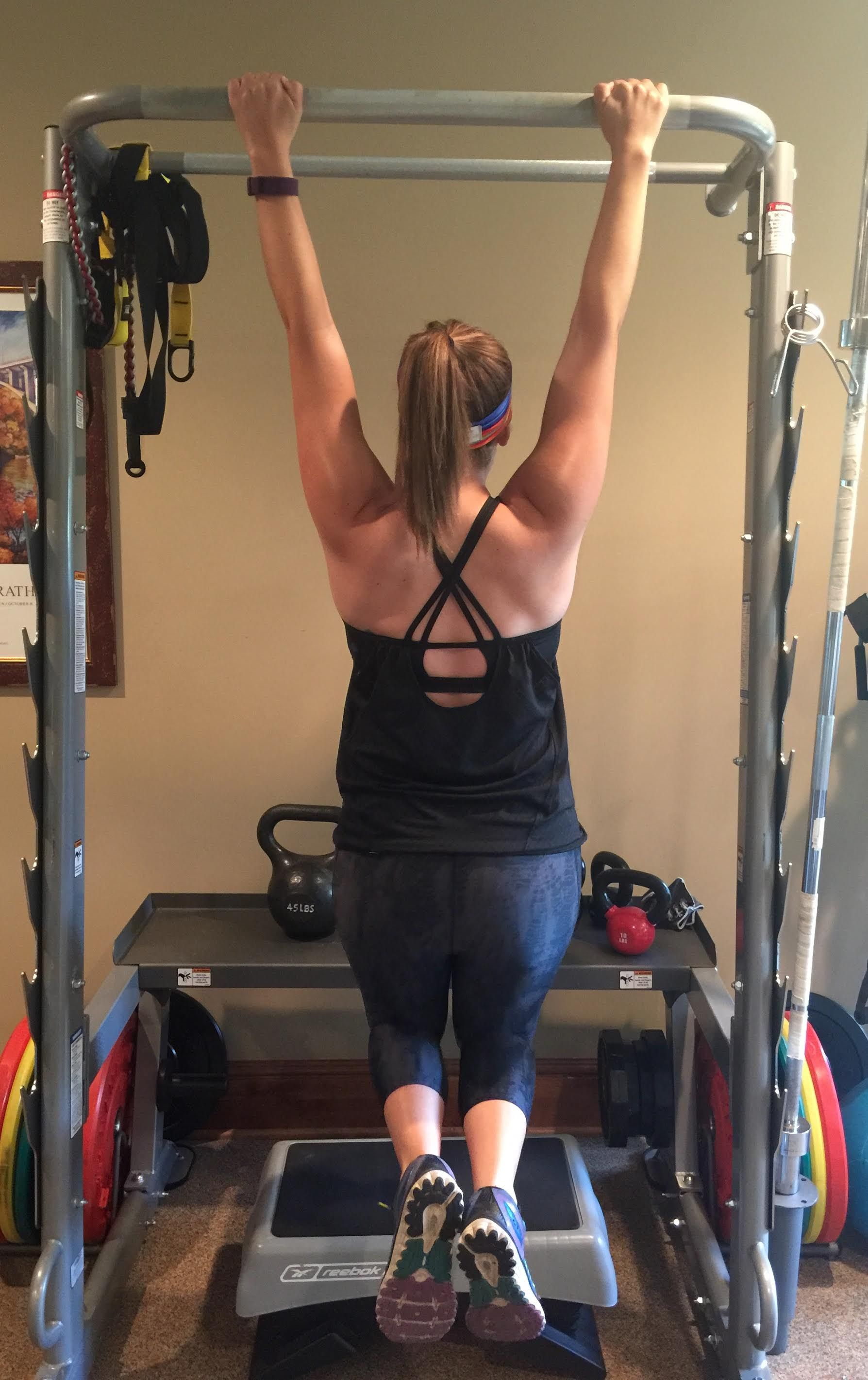 How To Progress On Your Pull-Ups - Get Healthy U | iFit