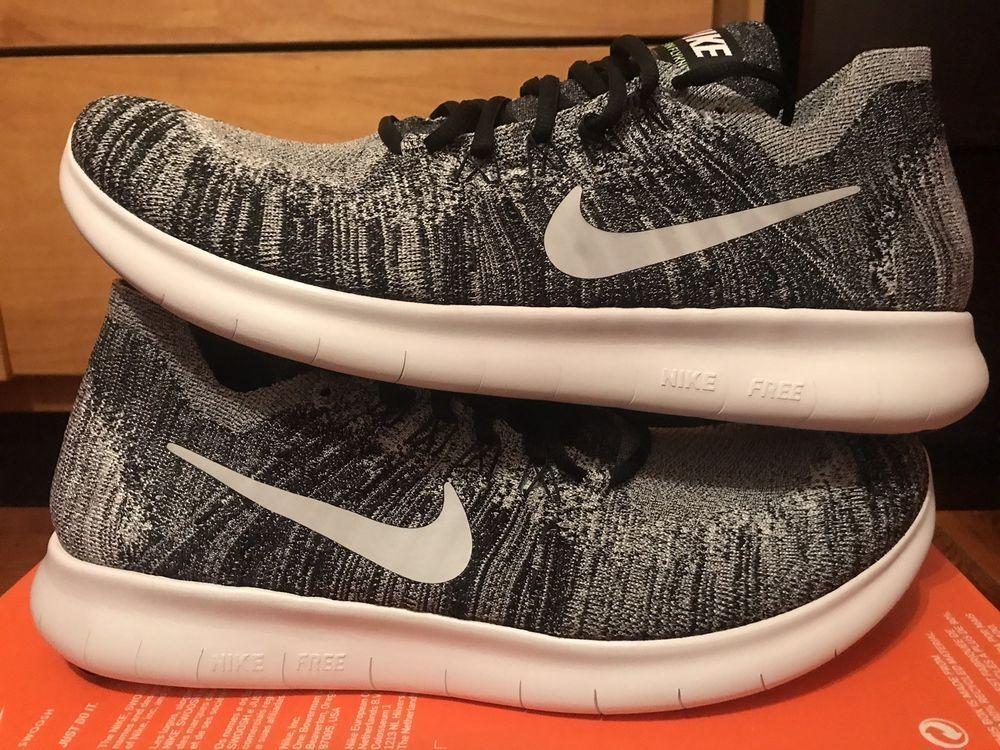 Nike Free Run Flyknit Mens Size 13
