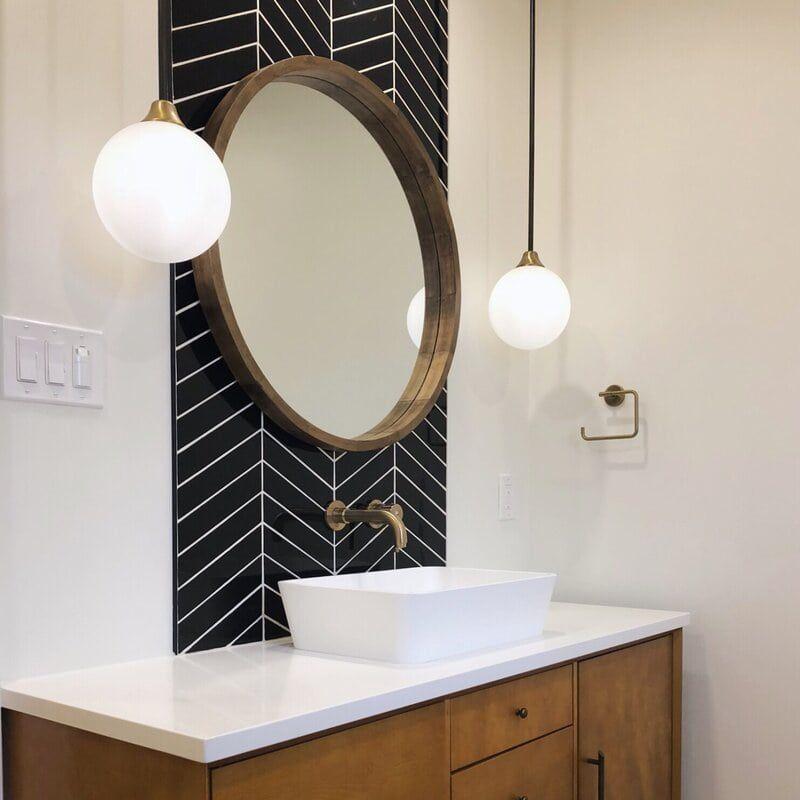 20 Mid Century Modern Bathroom Ideas Mid Century Modern Bathroom Modern Bathroom Modern Powder Rooms