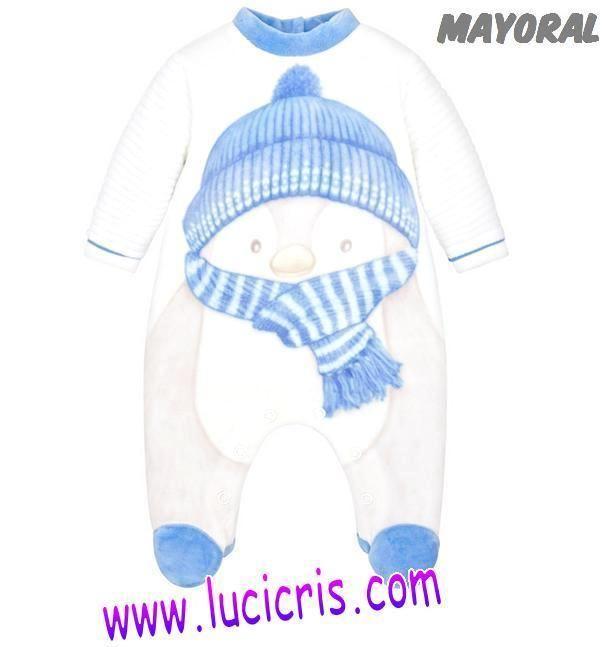3ebad2241 Pijama MAYORAL Tundosado para Niño Bebé - Lucicris.com