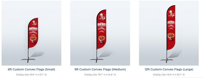 Find Outdoor Flags at BrandedCanopyTents   Enjoy Free