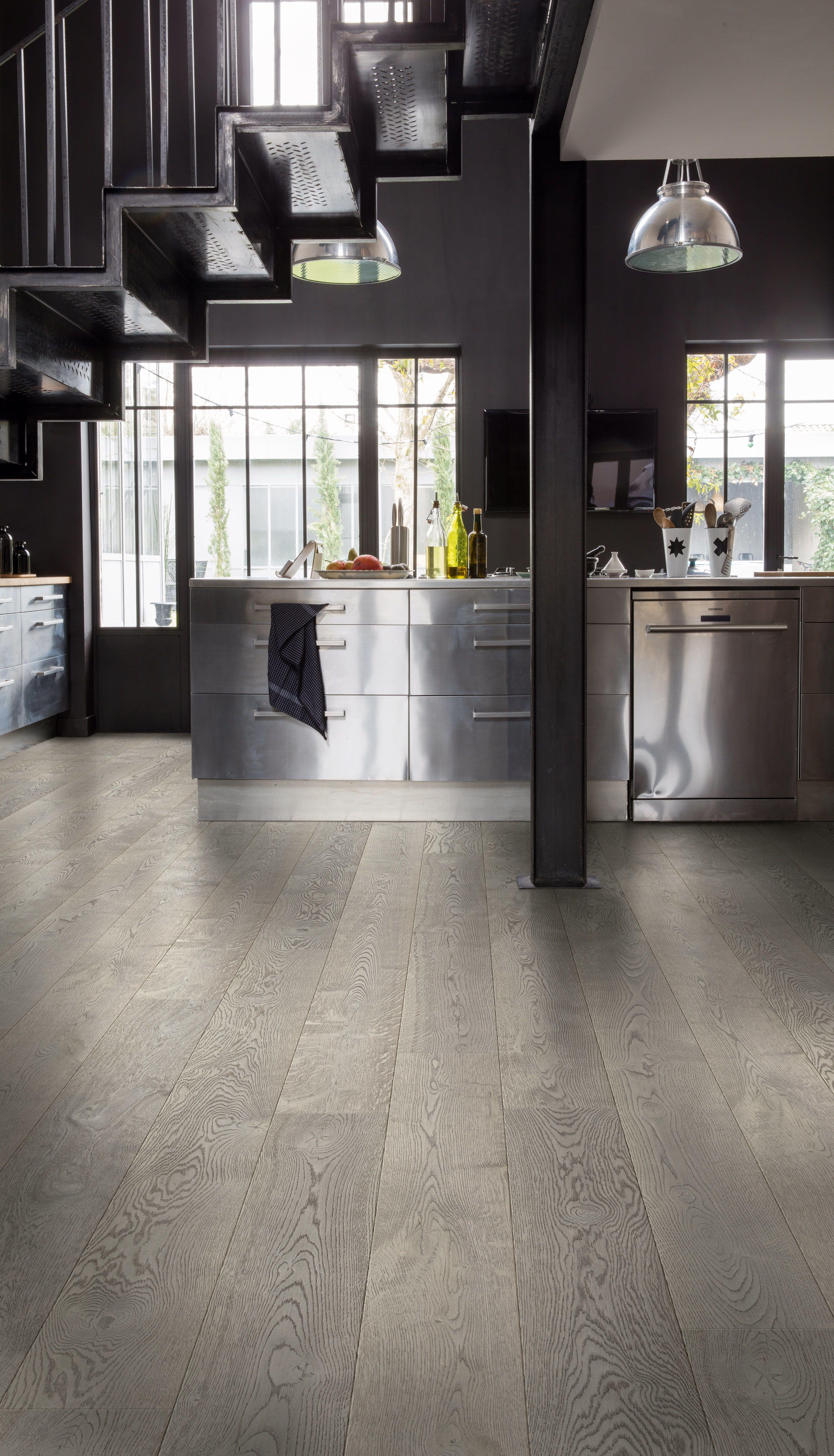 Comment Choisir Le Sol De La Cuisine Houten Vloer Vloeren