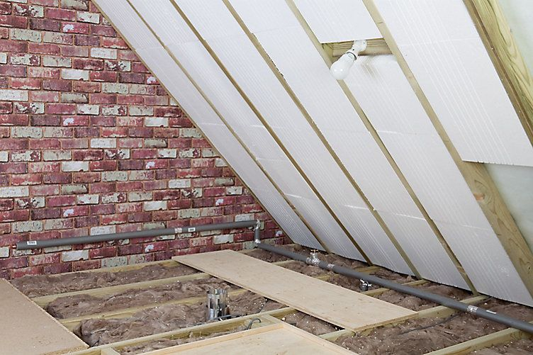 Installing Roof Insulation To Rafters In 2020 Installing Roof Insulation Roof Insulation Loft Insulation