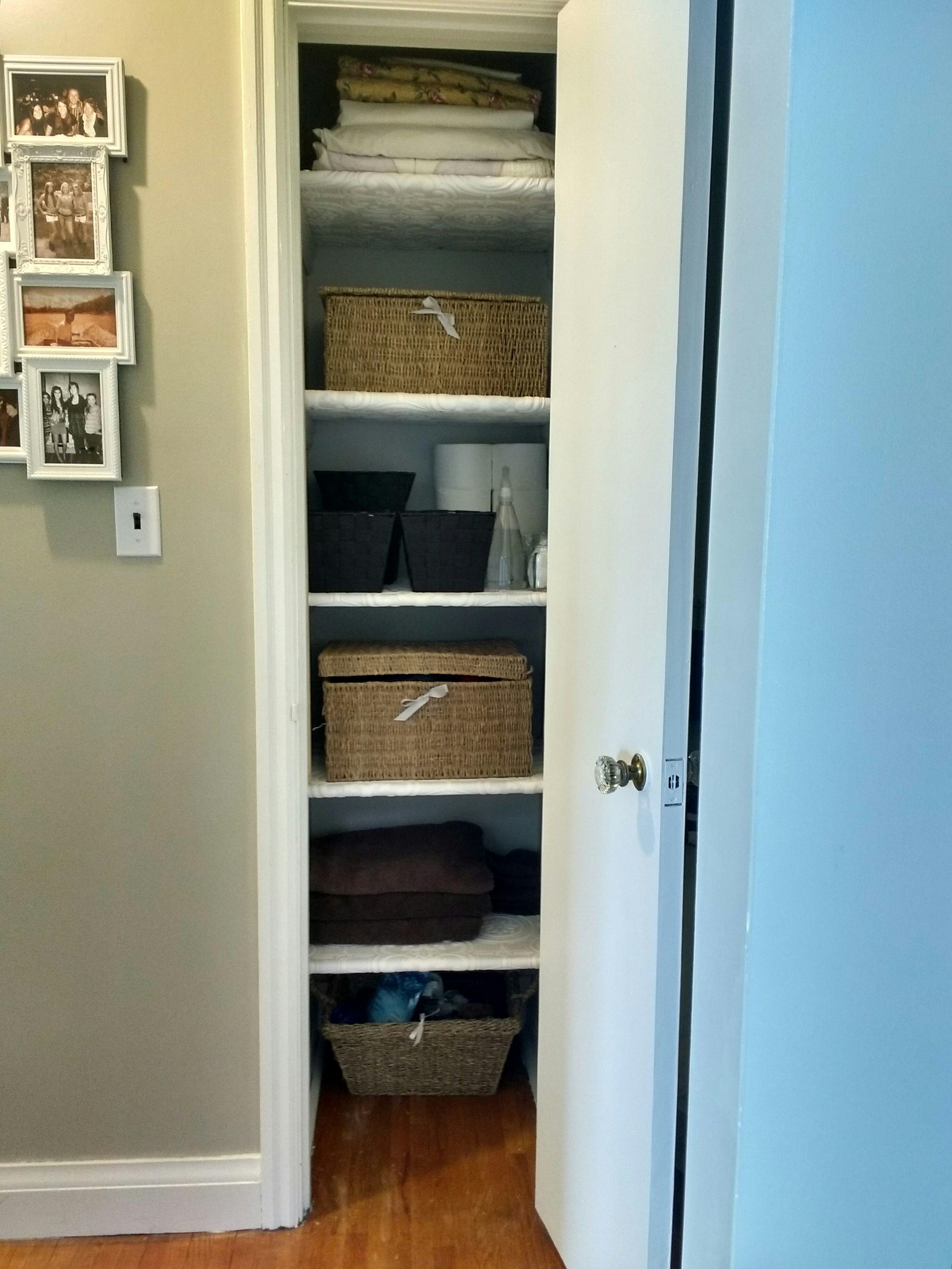 Closet Makeover Closet makeover, Tall storage