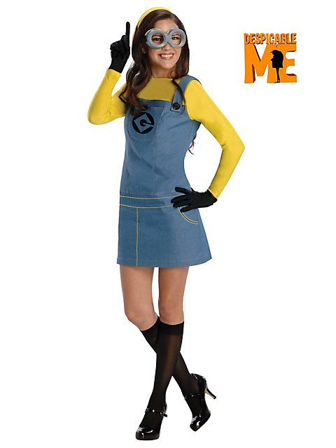 minon custome ideas | Home • Costumes • Womens Costumes • TV and ...