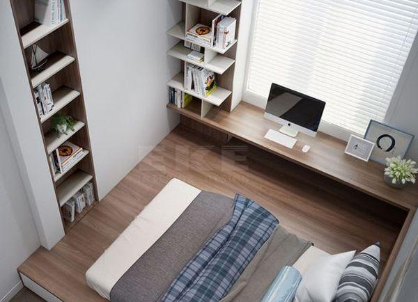 See the source image, ruang kerja minimalis