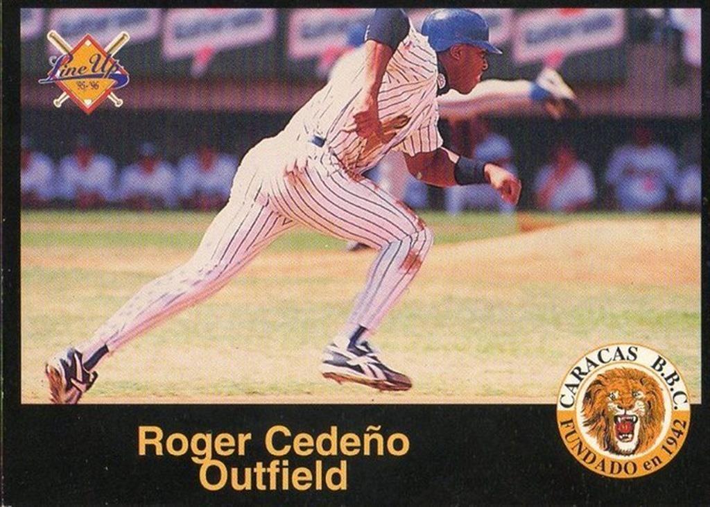 Roger Cedeño