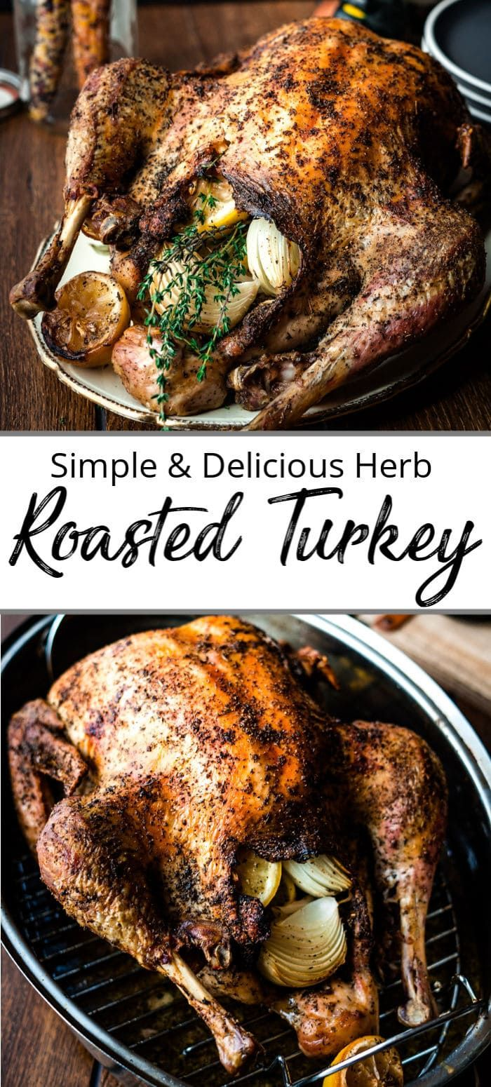 Photo of Oven Roasted Turkey Made Simply