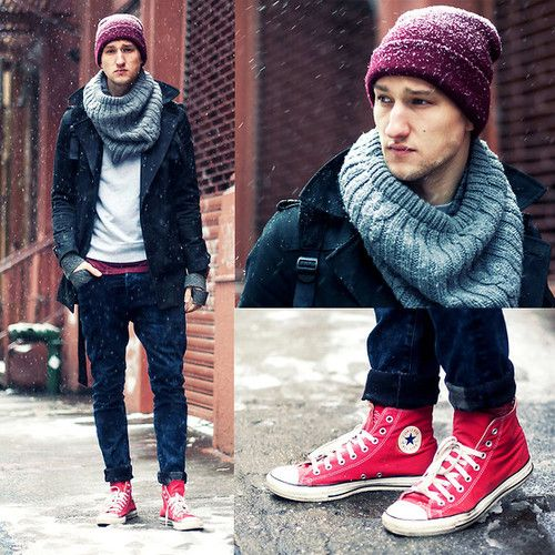Converse Skateboarding Holiday 2012 Sneakers Men Fashion Sneakers Converse