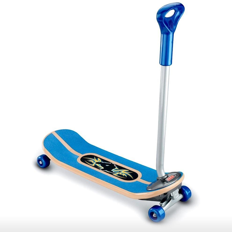 Fisher price toys 4y grow with me 3in1 skateboard