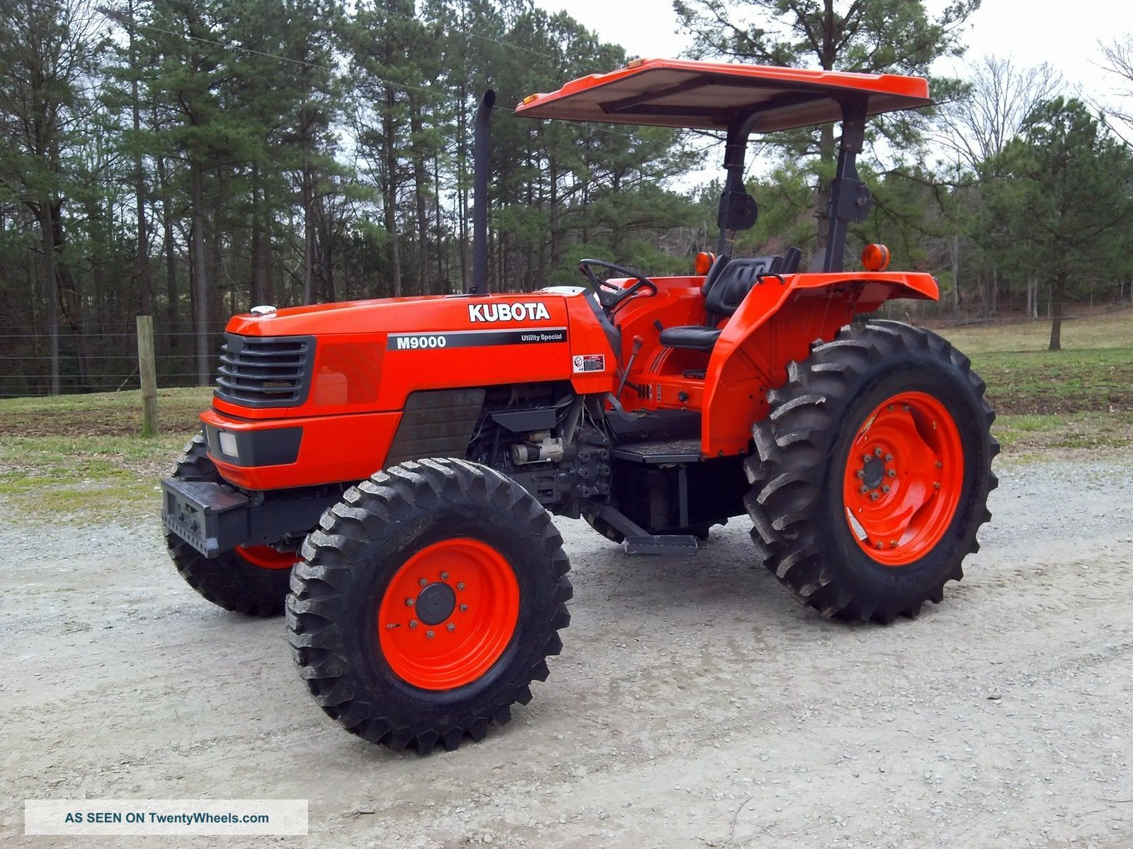 Kubota M9000 - Google Search | Tractors made in Japan