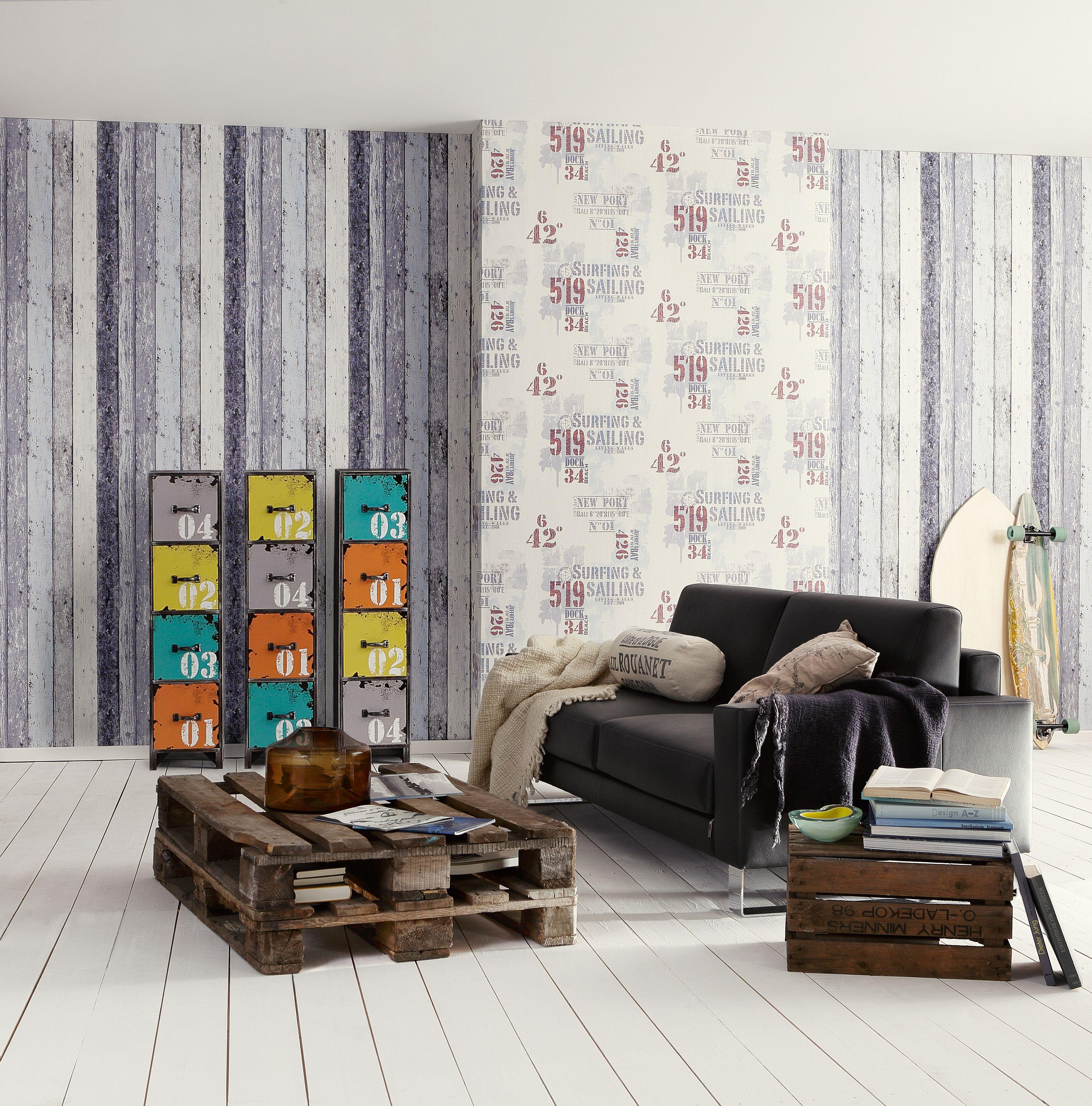 so vielf ltig k nnen eure w nde aussehen mit den passenden tapeten obi farbwelten pinterest. Black Bedroom Furniture Sets. Home Design Ideas