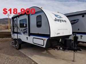 2017 Jayco Hummingbird 17rb Southfork Colorado Jayco Campers