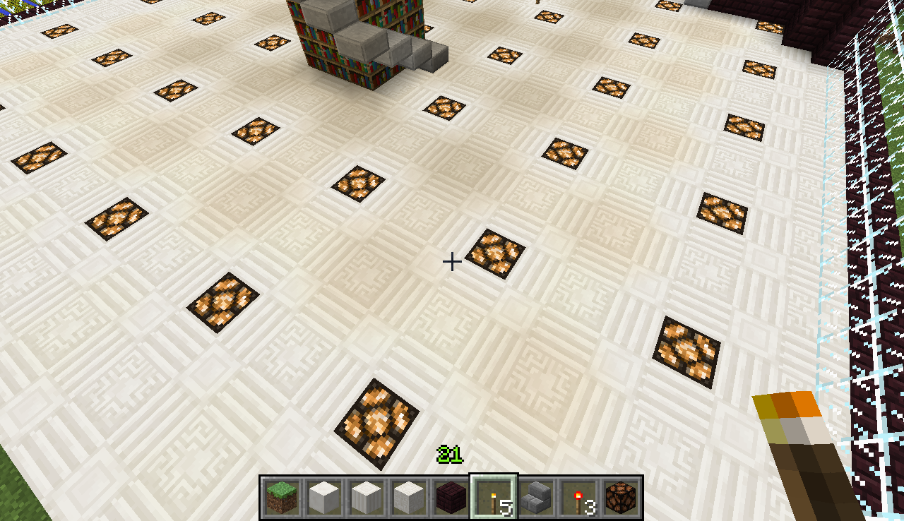 I 39 m really fond of this tiling pattern patterns for Minecraft floor designs
