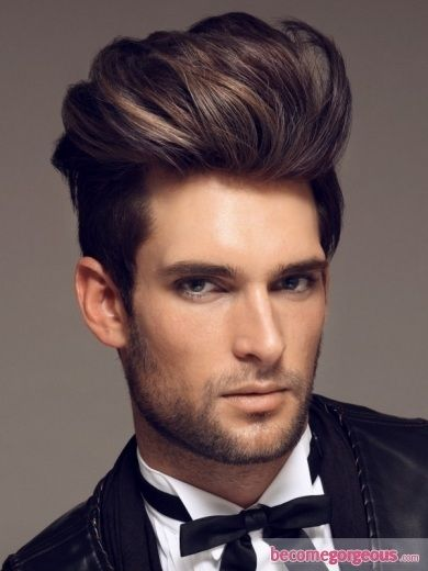 Wondrous 1000 Images About The Quiff Hair Styles For Men On Pinterest Short Hairstyles For Black Women Fulllsitofus